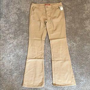 Brand new khaki pants